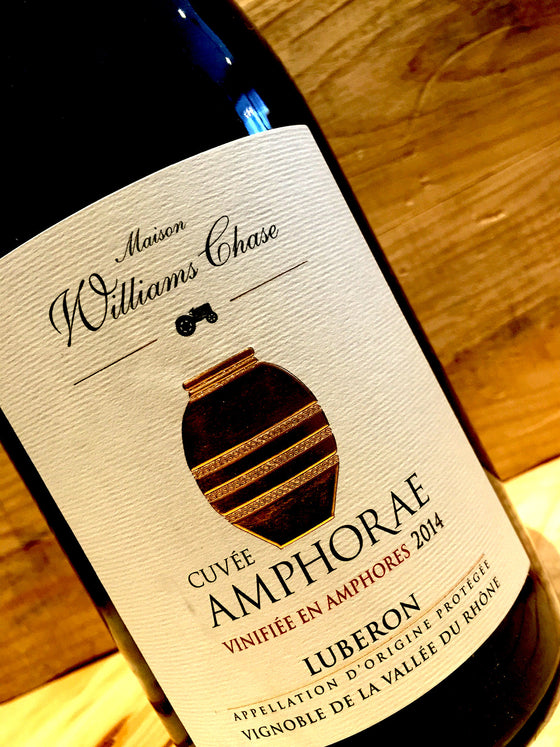 Maison Williams Chase Cuvee Amphorae Rouge 2014 75cl