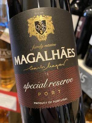 Quinta do Silval Magalhaes Ruby Reserve 70cl