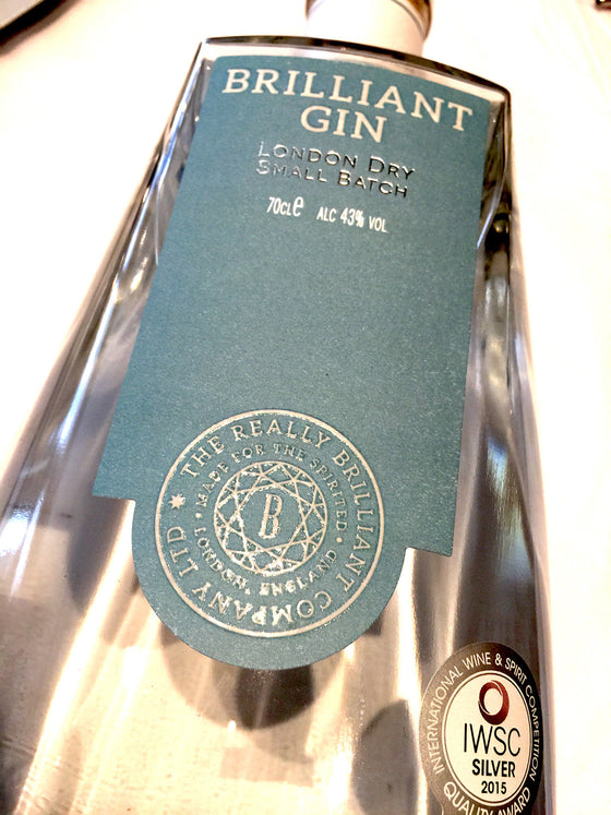 Brilliant Gin 70cl