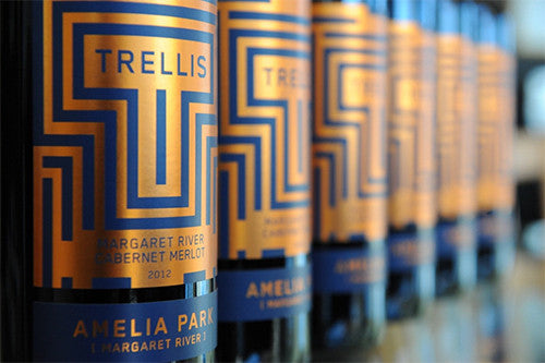 Amelia Park Trellis Red 2013 75cl