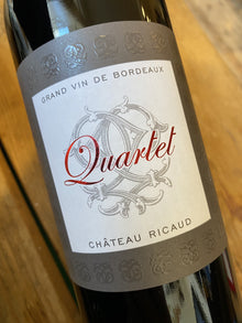 Quartet by Chateau Ricaud 2016 75cl