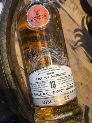 Gordon & Macphail Discovery Caol Ila 13 Year Old 70cl
