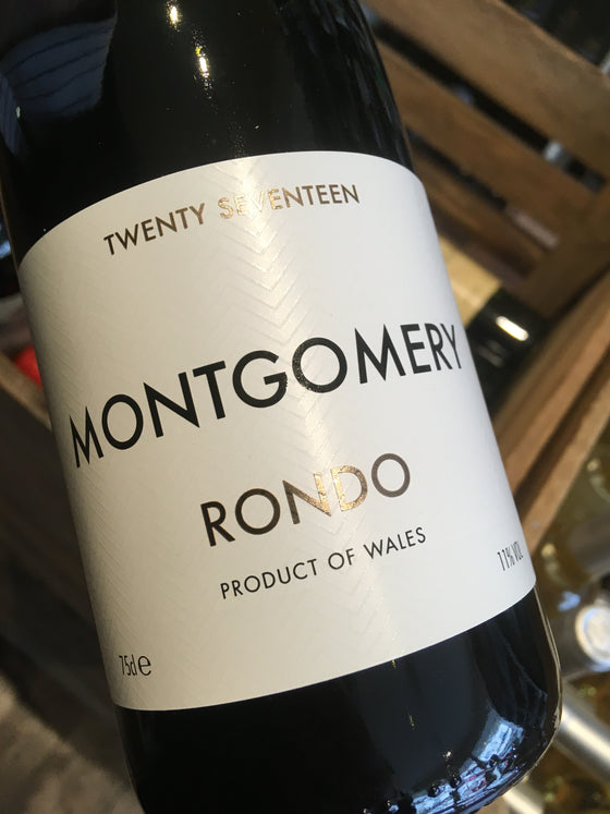 Montgomery Vineyard Wine Rondo 2018 75cl