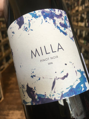 "From Sunday's ""Milla"" Pinot Noir 2016 75cl"