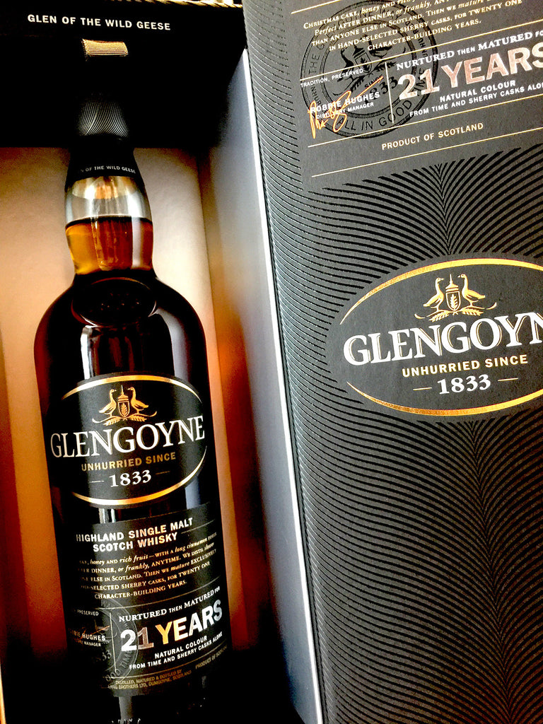 Glengoyne 21 Year Old 70cl
