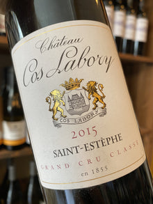 Chateau Cos Labory 2015 75cl