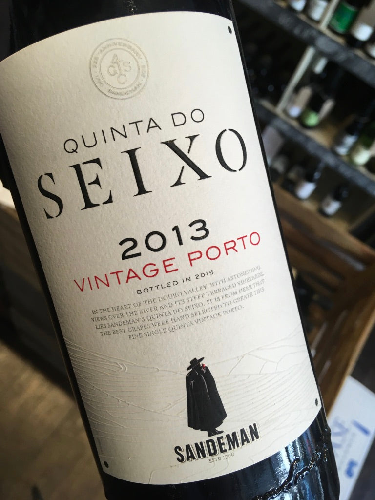 Sandeman Quinta do Seixo Vintage Port 2013 75cl