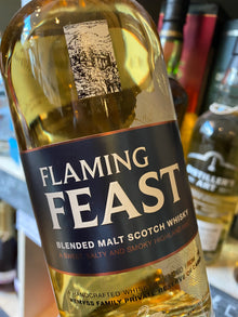 Wemyss Malts Flaming Feast Blended Malt 70cl