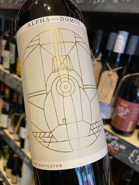 Alpha Domus The Navigator 2011 75cl