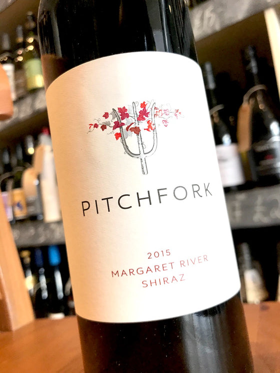 Pitchfork Shiraz 2016 75cl
