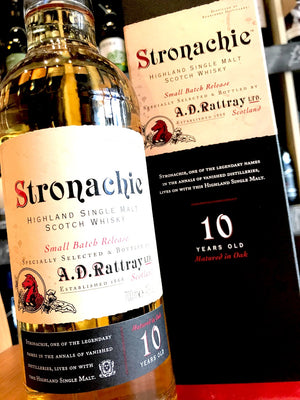 Stronachie 10 Year Old 70cl