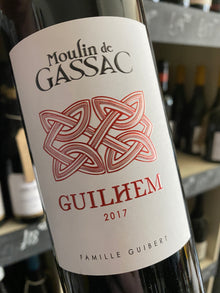 Moulin de GassacGuilheim Red 2017 75cl