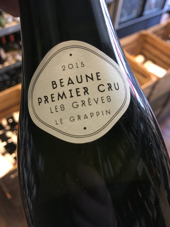 Le Grappin Beaune 1er Cru Les Greves 2015 75cl