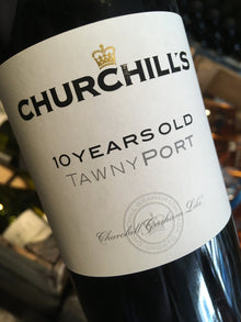 Churchill's 10 Year Old Tawny Port 50cl