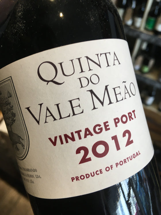 Quinta do Vale Meao Vintage Port 2012 75cl