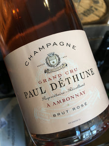 Champagne Paul Dethune Brut Rose NV 75cl