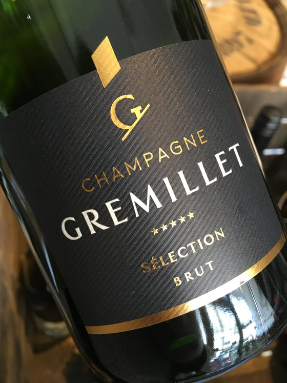 Champagne Gremillet Selection Brut 75cl