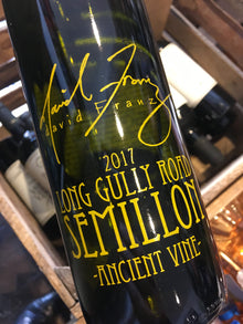 David Franz Long Gully Road Semillon 2017 75cl