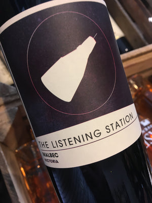 The Listening Station Malbec 2017 75cl