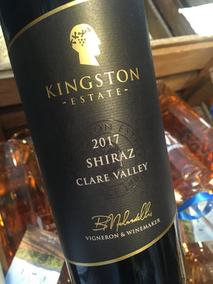Kingston Estate Shiraz 2016 75cl
