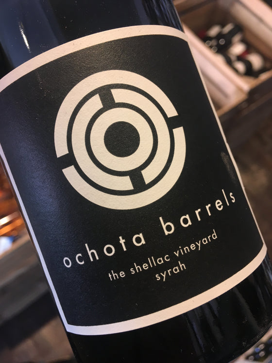 Ochota Barrels The Shellac Syrah 2014 75cl