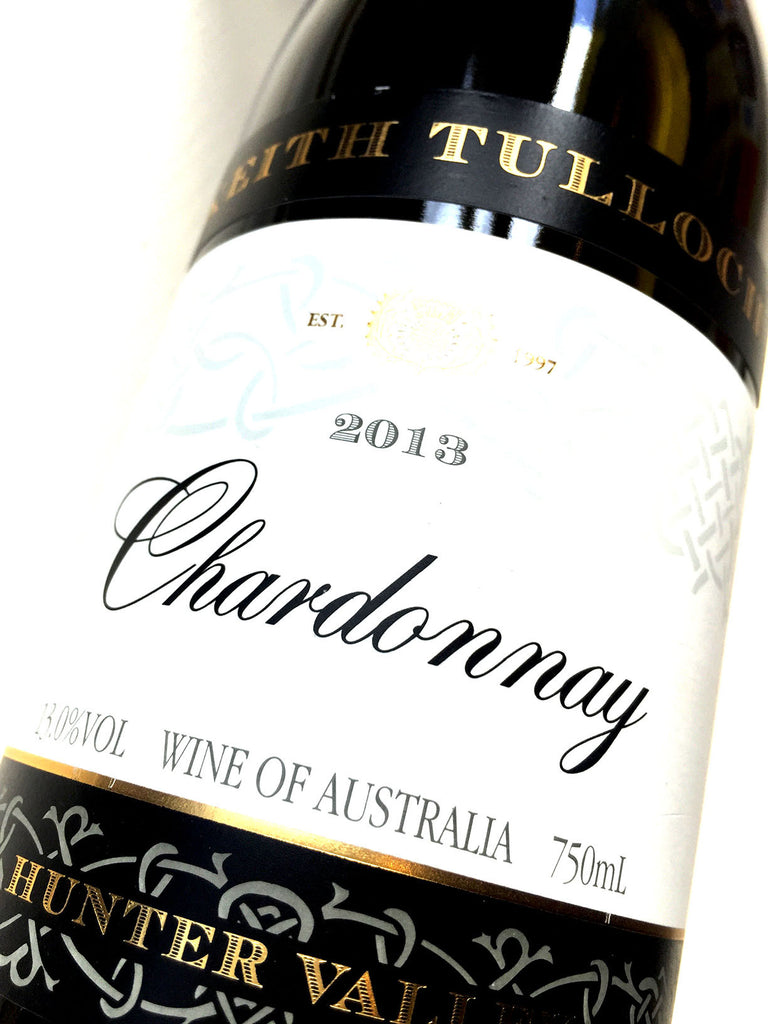 Keith Tulloch Chardonnay 2013 75cl