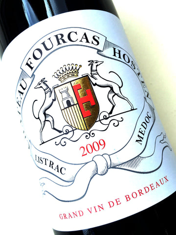 Chateau Fourcas Hosten 2009 75cl