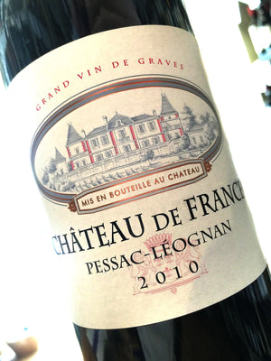 Chateau de France 2010 75cl