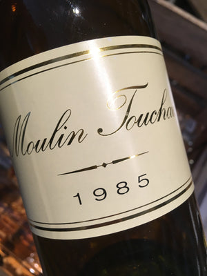 Moulin Touchais Coteaux du Layon 1985 75cl