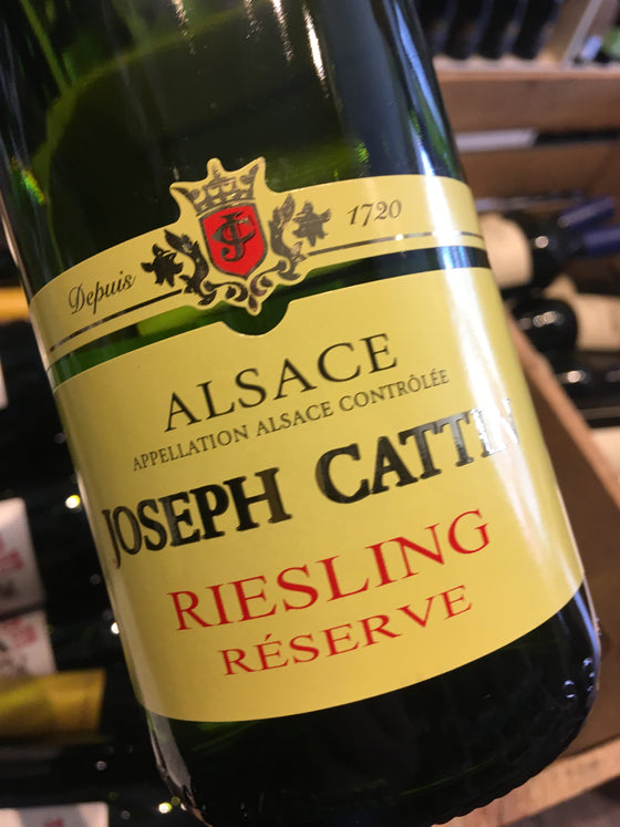 Joseph Cattin Reserve Riesling 2016 75cl