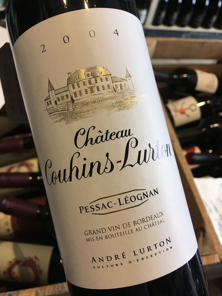 Chateau Couhins-Lurton 2004 75cl
