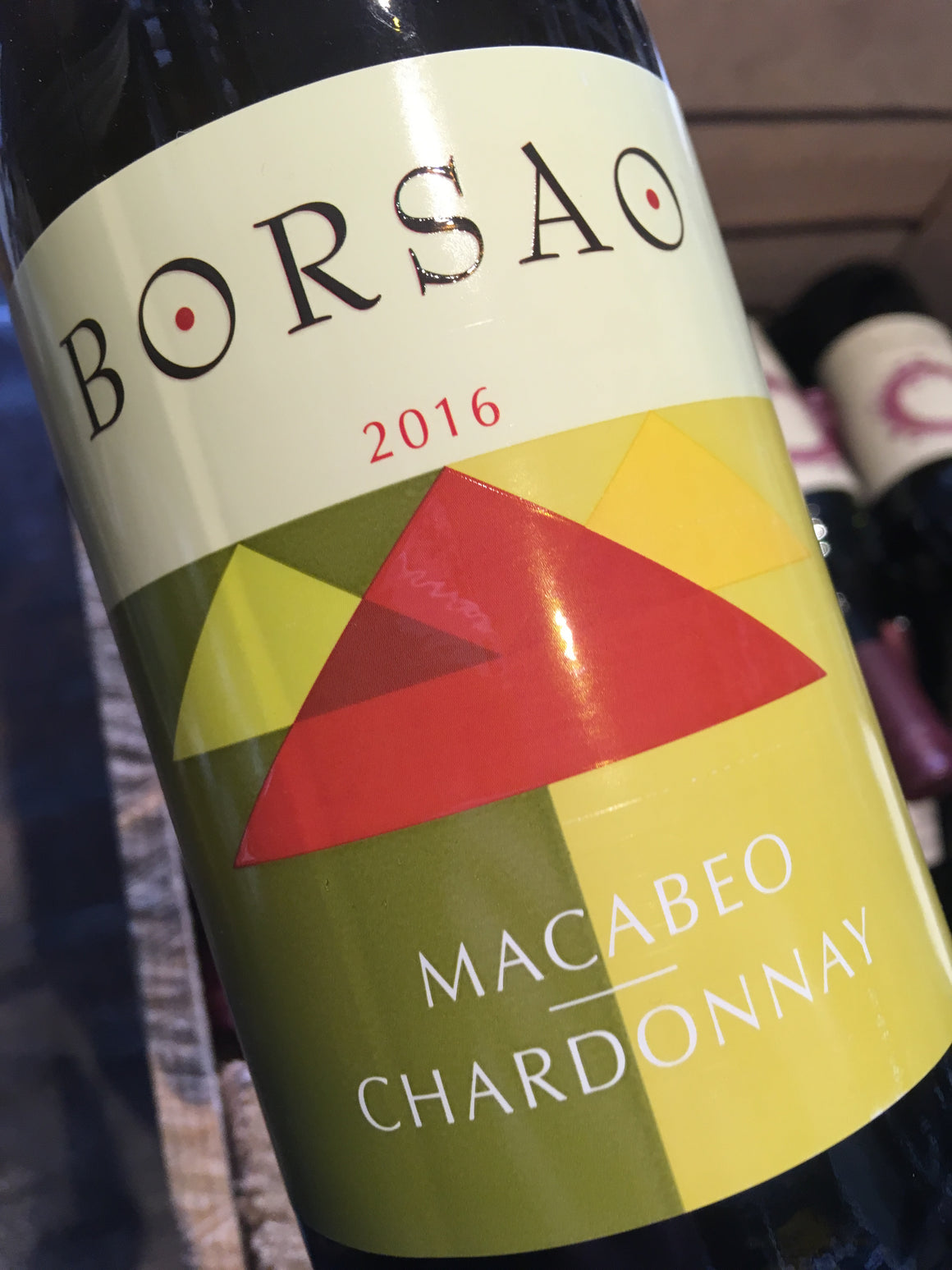 Borsao Seleccion Blanco 2016 75cl
