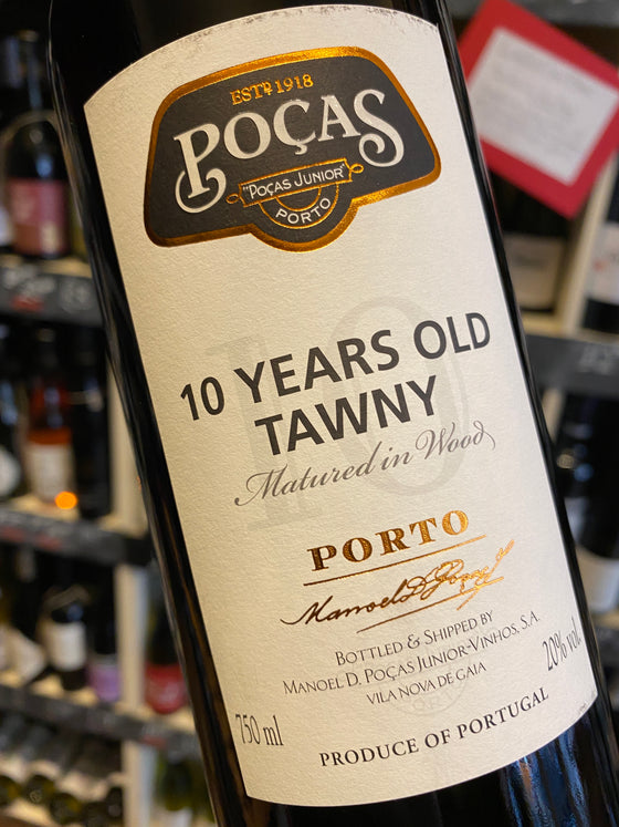Pocas 10 Year Old Tawny Port 75cl