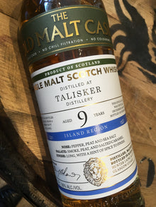 Hunter Laing Old Malt Cask Talisker 9 Year Old Sherry Barrelled 70cl