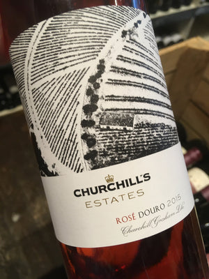 Churchill's Estate Douro Rose 2015 75cl