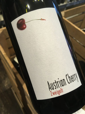 Weingut R&A Pfaffl The Dot Austrian Cherry Zweigelt 2015 75cl