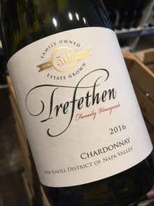 Trefethen Family Vineyards Chardonnay 2016 75cl