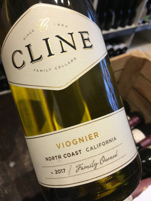 Cline North Coast Viognier 2017 75cl