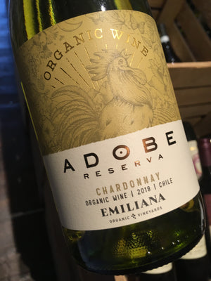 Emiliana Adobe Chardonnay 2018 75cl
