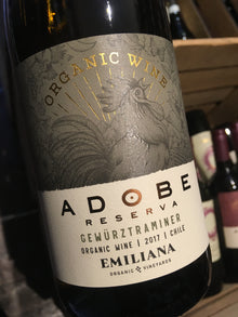 Emiliana Adobe Gewurztraminer 2018 75cl