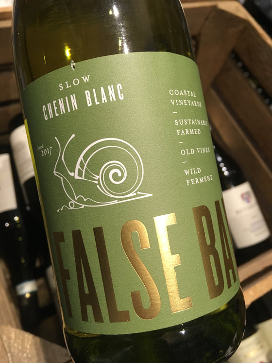 "False Bay ""Slow"" Chenin Blanc 2016 75cl"