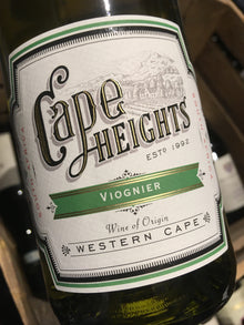 Cape Heights Viognier 2013 75cl