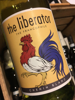 The Liberator Francophile Chenin Blanc 2015 75cl