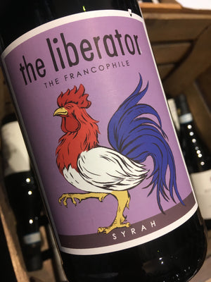 The Liberator Francophile Syrah 2016 75cl