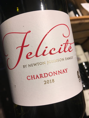 Newton Johnson Felicite Chardonnay 2017 75cl