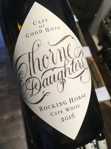 Thorne & Daughters Rocking Horse 2016 75cl