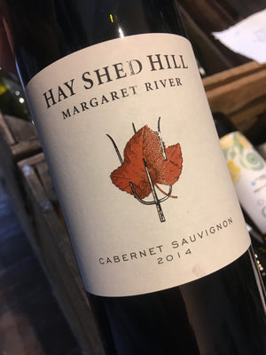 Hay Shed Hill Cabernet Sauvigon 2014 75cl