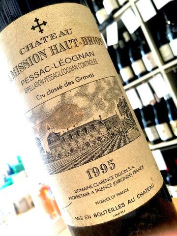 La Mission Haut Brion 1995 75cl