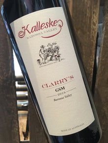 Kalleske Clarry's GSM 2019 75cl