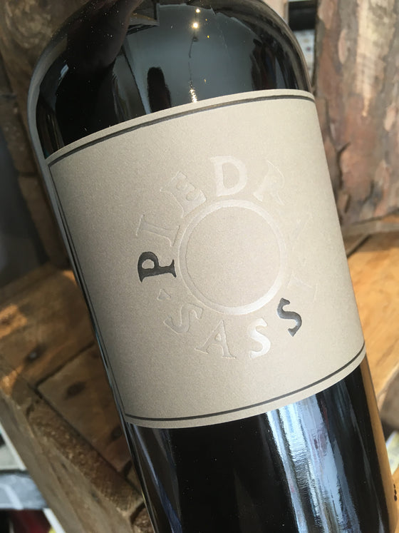 Piedrasassi PS Santa Barbara County Syrah 2016 75cl